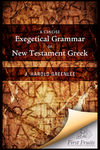 A Concise Exegetical Grammar of New Testament Greek by Harold Greenlee