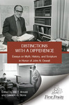 Distinctions with a difference: essays on myth, history, and scripture in honor of John N. Oswalt by Bill T. Arnold and Lawson G. Stone