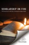 Scholarship On Fire