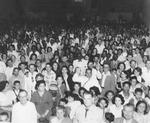 Audience at a Crusade