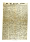 Volume 1, No. 09, June to September, 1907