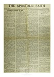 Volume 1, No. 10, September, 1907