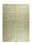 Volume 2, No. 17, October to December, 1908