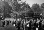 Audience for Inauguration of Frank Stanger; Oct 11, 1962