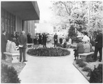 Dedication of Turkington Memorial Garden at McPheeters Building
