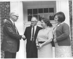 Senator Forkner and Frank Stanger