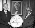 50th Anniversary of ATS, Frank Stanger and J C McPheeters, 1973