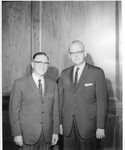 Leo Cox and Frank Stanger