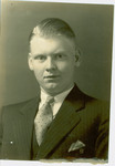 Frank Stanger as a student at Asbury College (1930-1934)