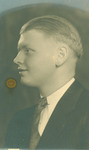 Frank Bateman Stanger as a student at Asbury College (1930-34) side-view