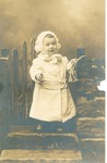 Frank Stanger as a child ca. 1915