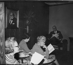 Dedication of the Judge Francis Stanger Prayer Room Oct 1971