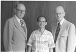 Dennis Kinlaw, Haingduk Chung, Frank Stanger