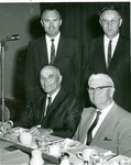 First Pastors Banquet Tucson, AZ, for Catalina Methodist Church 40th Anniversary, Chilton McPheeters, J. C. McPheeters