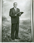 Oil painting of J. C. McPheeters