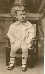 Frank Stanger as a child ca. 1917
