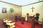 Judge Francis Stanger Prayer Room