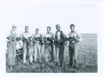 J. C. McPheeters pheasant hunting