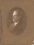 H.C. Morrison (young) in oval frame