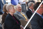 Kalas village Groundbreaking:  Leslie Andrews