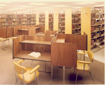 B. L. Fisher Library Study Areas