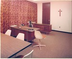 B. L. Fisher Library Office 1967