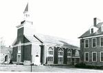 Estes Chapel 1960s Administration Complex