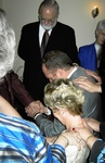 Laying of hands on Jeff and Beth Greenway by Asbury Florida Staff and Faculty (3)