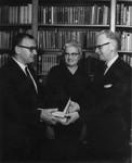 Robert Lyon, Susan Schultz, and Frank Stanger