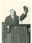 J.C. McPheeters at Glide Memorial Church, San Francisco