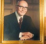 Presidential portrait of J. C. McPheeters