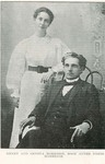 H. C. and Geneva Morrison soon after marriage