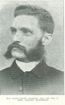 H. C. Morrison with a large mustache and sideburns