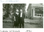 H. C. and Bettie Morrison, Indian Springs, GA, August 14, 1941