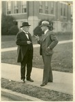 H. C. Morrison and J. L. Piercy at Asbury College