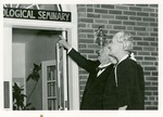 H. C. Morrison and Bettie Morrison at Asbury Theological Seminary