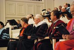 Inauguration of President Timothy Tennent - Platform