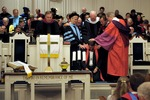 Inauguration of President Timothy Tennent - Prayer and laying on of hands