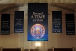 Inauguration of President Timothy Tennent - Banners