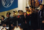 Inauguration of President Timothy Tennent - Brass