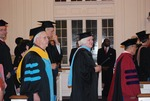Inauguration of President Timothy Tennent - Faculty
