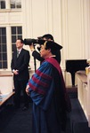 Inauguration of President Timothy Tennent - Marshall of Academic Procession