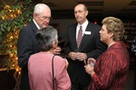 Inauguration of President Timothy Tennent - Reception:  Kalas
