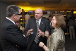 Inauguration of President Timothy Tennent - Reception:  Walt and Voights