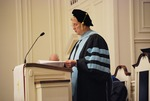 Inauguration of President Timothy Tennent - Leslie Andrews