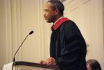 Inauguration of President Timothy Tennent - Joseph Harris