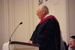 Inauguration of President Timothy Tennent - David Harvey