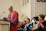 Inauguration of President Timothy Tennent - Robert G. Tuttle