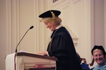 Inauguration of President Timothy Tennent - Dr. Sandra Gray