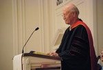 Inauguration of President Timothy Tennent - Robert J. Stamps